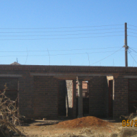 Unit 14Unfinished House  with potential to build