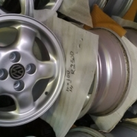 New 14'' mags 4x100 with new 175/65/14  4x new tyres combo r4999