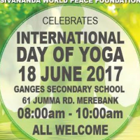 FREE YOGA SESSION 18TH JUNE 2017 MEREBANK