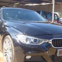 BMW 3 Series 320i Motor Sport Line (f30)
