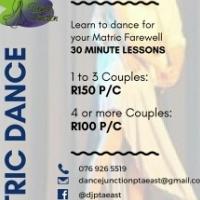 Matric Dance Lessons