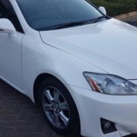 2012 Lexus IS250 E A/T For Sale (85000km)