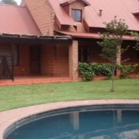 3 bedroom double volume house on 1.2 Ha Small Holding