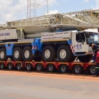 CC Crane Hire in the Northern Cape
