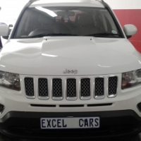Used 2013 jeep Compass 2.0, Automatic gear, 48,000km, R195,000