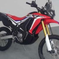 Honda CRF 250 RA