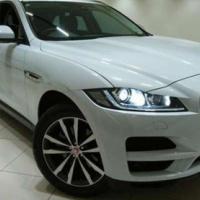 Jaguar F-Pace 30d AWD Pure