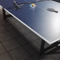 tennis table and accessories for sale
