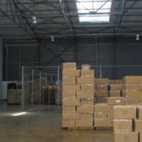 Large Double Volume Warehouse ~ 1338m² Oude Molen