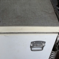 60L Box Camp Freezer 12 V 220 AC and Gas For Sale