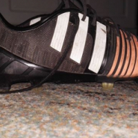 Adidas 1.0 Nitrocharge soccer boots size 6