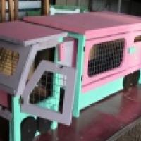 Rabbits cage special