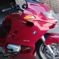 2004 BMW RT1150 motorbike