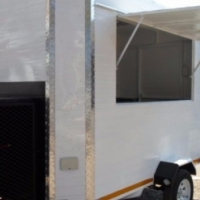 Mobile kitchen/food trailers for sale