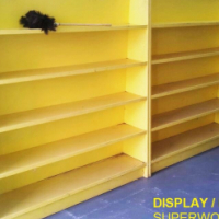 DISPLAY / DVD / BOOK SHELF STAND
