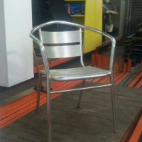 ALUMINIUM PATIO / CANTEEN CHAIRS