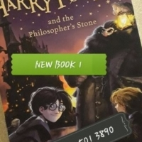 (NEW) Harry Potter And The Philosopher's Stone - J.K. Rowling - Book 1.