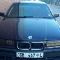 BMW 318i dolphin shape to swap for a golf 1,4