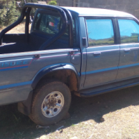 a fordv6 bakkie for swop deal lada niva 1.7 side k