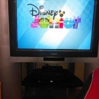 42 inch Sony flatscreen tube tv & stand perfect..