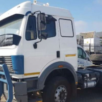 Mercedes Benz Used 2644 PowerLiner G-Cab Mechanical Horse