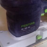 Festool rs 300 sander
