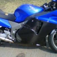 HONDA CBR 1100 BLACKBIRD XX