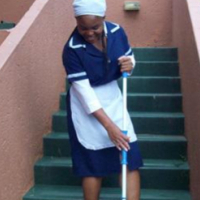 I'M A DOMESTIC WORKER. I'M LOOKING FOR (THURSDAY) PART TIME JOB