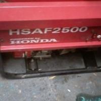 Honda generator  HSAF2500