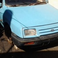 ford sierra stripping for spares