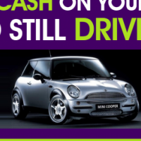Get Cash for your Mini!