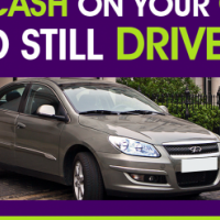 Cash in a hurry! Raise cash on your Car and still drive it!