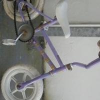 Girls Puma bike