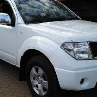 2012 Nissan Navara 2.5 Diesel S/C