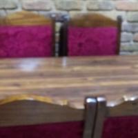 Hout eetkamer stelHout ads in Used Dining Room Furniture For Sale in Pretoria   Junk  . Dining Room Furniture For Sale In Pretoria. Home Design Ideas