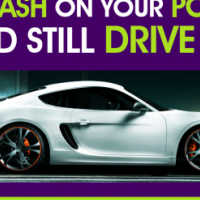 Selling your Sports Car? We'll give you cash!