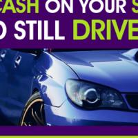 Cash for your Suzuki! Raise cash on your Suzuki and still drive it!
