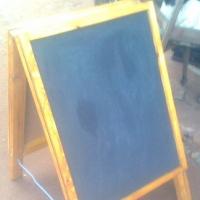 Black boards for sale (handmade)