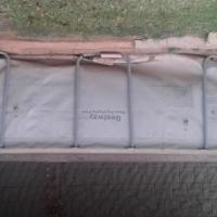 Bestway steel frame pool set