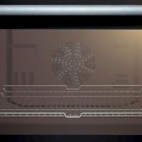 Bosch Undercounter Oven and Hobb