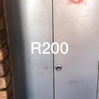 Steel Cabinet Locker For Sale