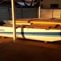 Dart catamaran complete