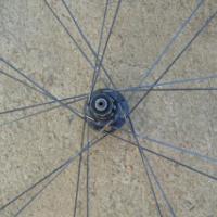 Road Bicycle Rear Wheel Rolf Vector Comp