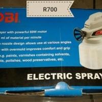 Ryobi electric spray gun