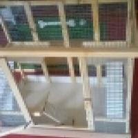 Chanchilla cage builders