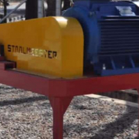 Staalmeester Electric PTO Tractor