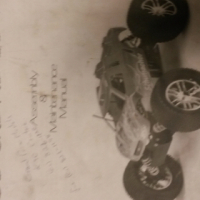 Havoc RC Nitro Stunt Truck