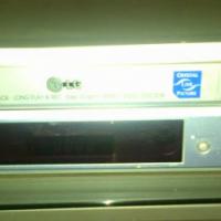 1 LG VHS recorder