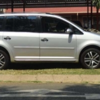 Swop 2006 VW Touran 7 seater for a double car