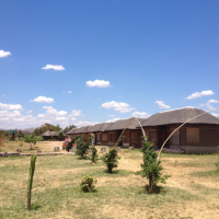 Malawi Lake Malawi Mangochi Lodge Bar Restaurant
